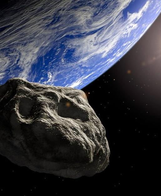 Небольшой астероид пролетит на расстоянии волоска от Земли в марте