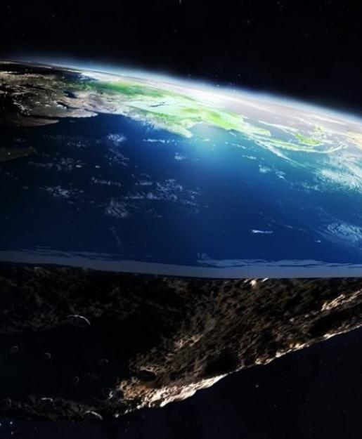 Будь Земля плоской, чтобы было бы с нами?