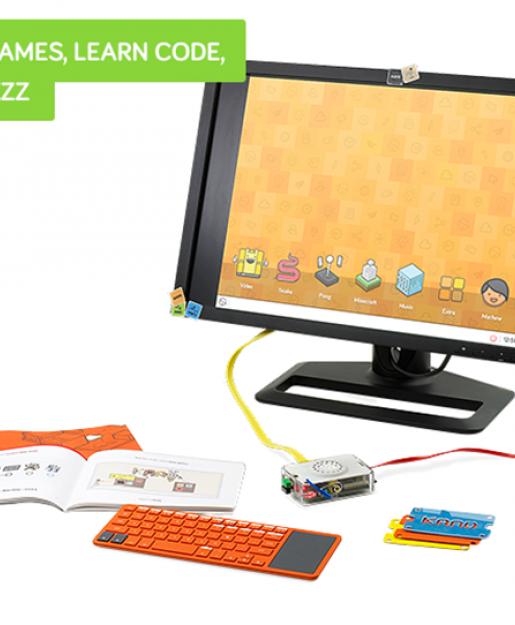 Kano – сборный компьютер для детей и их родителей
