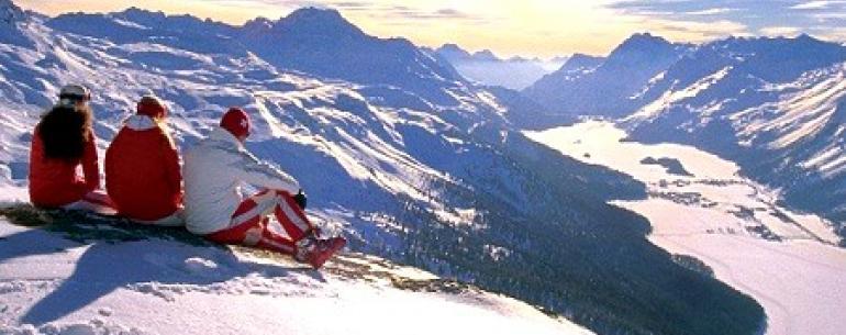 Отдых на горнолыжных курортах. Куда лучше поехать отдыхать зимой?
