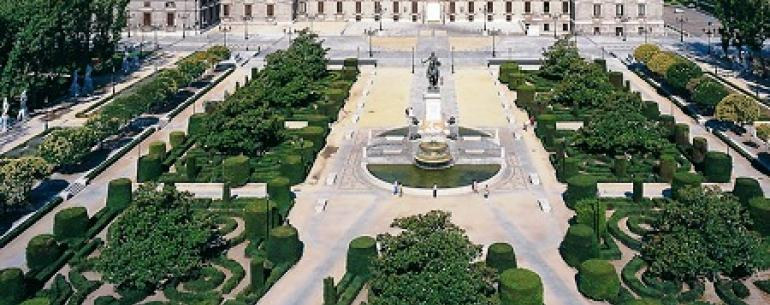 История Мадрида: XVIII—XIX вв.