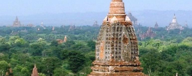 Таинственная Мьянма – открытие нового мира