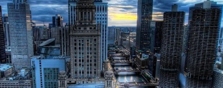 Чикаго - город небоскрёбов