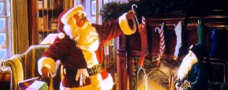 Рождественские каникулы с Санта Клаусом