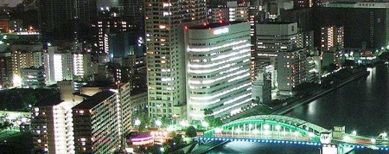 Япония. Отдых в Токио