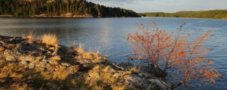 Карелия - удивительный край, Россия.