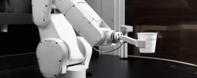 В Сан-Франциско открылось роботизированное кафе