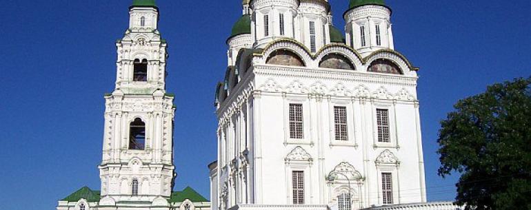 Астраханский кремль — крепость в Астрахани, выстроенная в 1558 году по указанию Ивана Грозного после взятия его казаками и стрельцами царя в 1556 году. Омываемый водами реки Волги, кремль располагался на Заячьем острове. Астраханский кремль, наряду с Моск