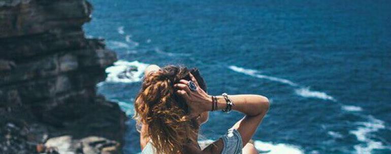 Океан стоит увидеть лишь однажды, чтобы потом скучать по нему всю жизнь.