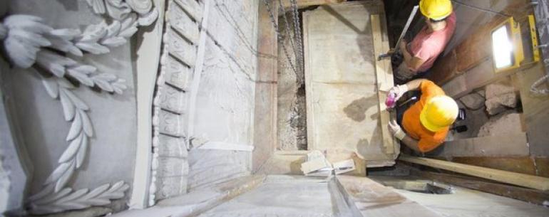 Впервые с 1555 года археологи открыли гробницу Христа. Но… они нашли там то, чего никак не ожидали.