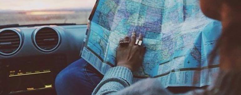 Жизнь – это всегда путешествие. И только ты сам выбираешь попутчиков.