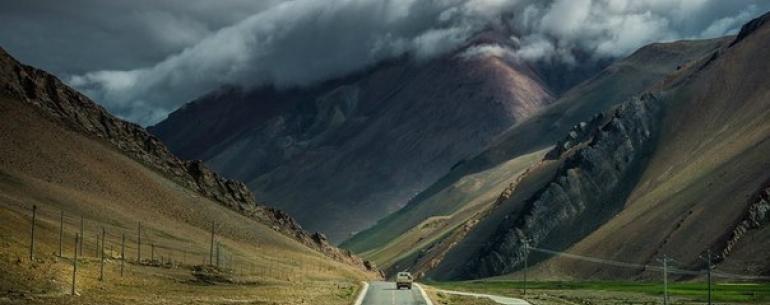 Дорога в Тибет.