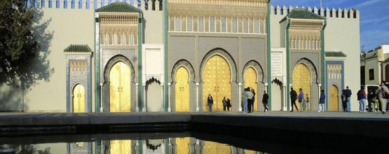 Марокко – удивительная страна с множеством красивых мест.