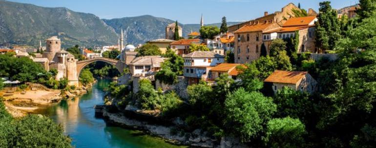 Мостар, Босния и Герцеговина