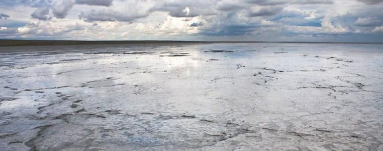Озера Соль-Илецка, Оренбургская область