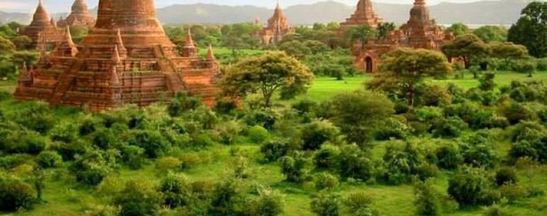 Что нельзя пропустить в Мьянме