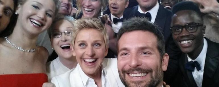 #фото дня | «Селфи» актеров на «Оскаре»