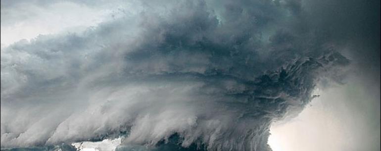 Если вы хотите увидеть торнадо в США