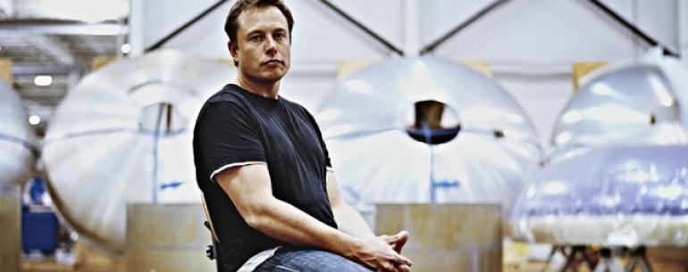 Элон Маск предлагает взорвать термоядерную бомбу на Марсе