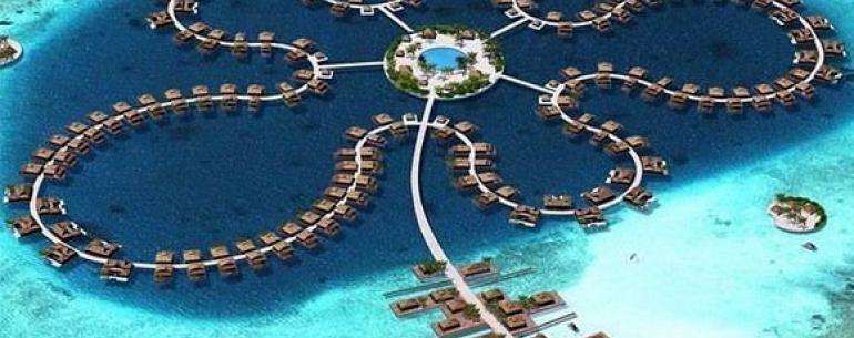 Коттеджный поселок «Цветок океана»