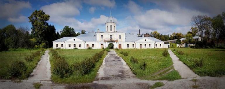 Владимирская область, Петушинский район, усадьба Андреевское.