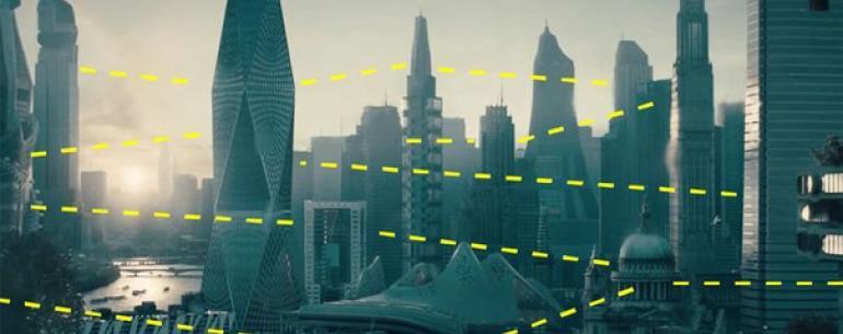 Через 10 лет города будут пронизывать беспроводные системы передачи данных и энергии. Составлен гид по беспроводному будущему и самое интересное в нем: интернет, работающий со скоростью света, и зарядные устройства без проводов, встроенные в мебель.
