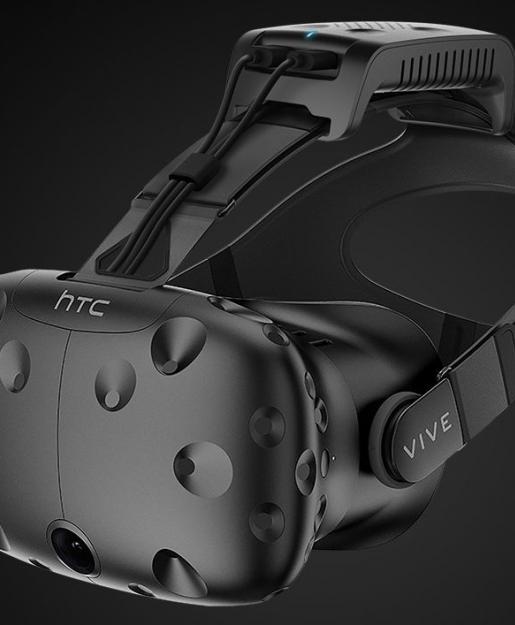 #CES | VR-гарнитура HTC Vive станет беспроводной уже в этом году