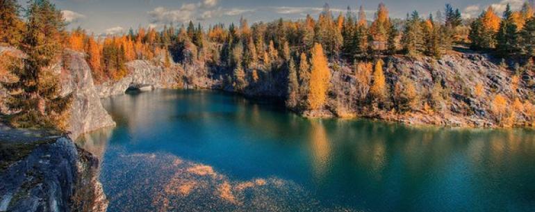 7 мест, которые стоит посетить этой осенью