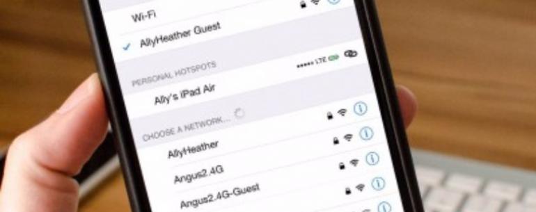 Пользование общественными сетями Wi-Fi может быть опасно