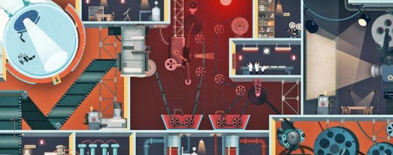 Игра «Homo Machina» изобилует метафорами промышленного тела