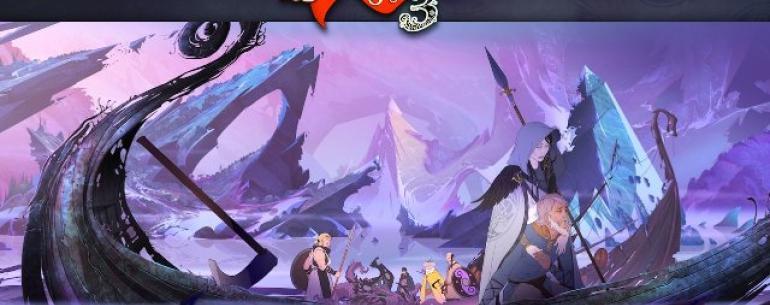 «The Banner Saga 3» появится на Nintendo Switch этим летом