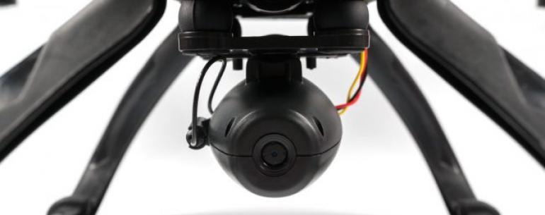 Обзор квадрокоптера X183GPS Follow Double GPS Drone