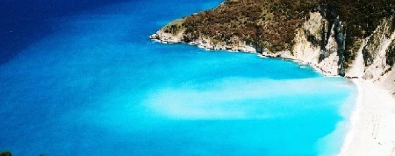 Сумасшедший остров Кефалония