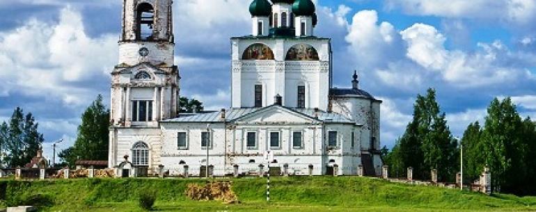 Архангельская область. Россия изнутри