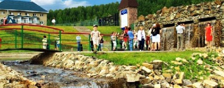 Туризм и отдых в Башкортостане