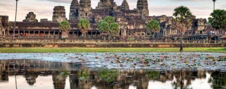Эксперты назвали топ-10 культурных объектов мира
