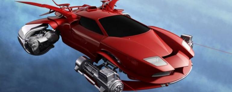 Инженер Hyperloop One: летающие автомобили появятся через пять лет