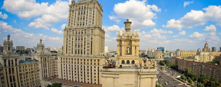 4 идеи для прогулки по Москве