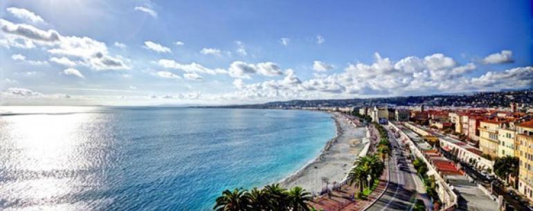 10 мест, которые стоит увидеть на Лазурном побережье Франции