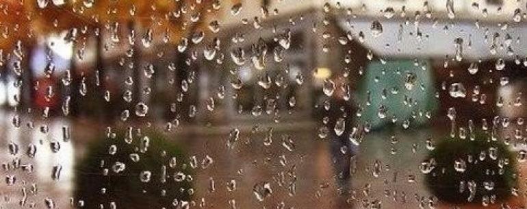 Прогноз на завтра обещает ливни,