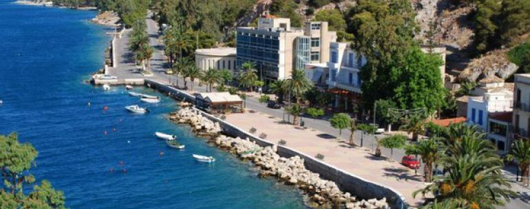 10 лучших природных SPA Греции