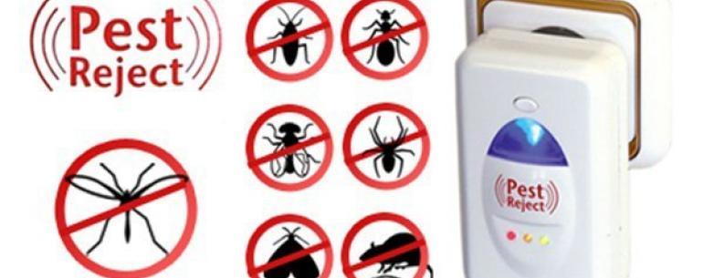 В борьбе с грызунами и насекомыми поможет экологически безопасный прибор ультразвуковой отпугиватель грызунов и насекомых Pest Reject. Pабота устройства основана на технологии электромагнитных импульсов. Данное устройство не требует дополнительного обслуж
