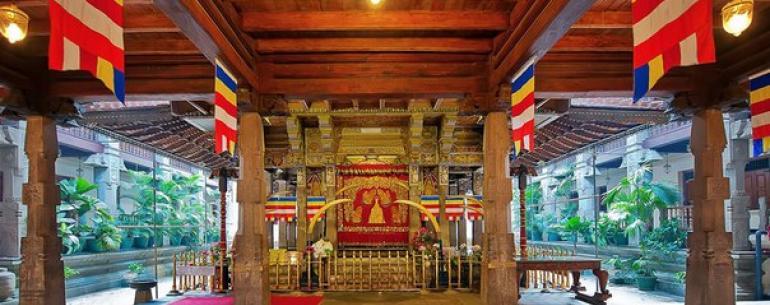 Достопримечательности, ради которых стоит посетить Шри-Ланку: