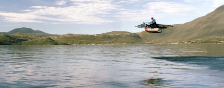 Летательный аппарат от Kitty Hawk начнут продавать в этом году