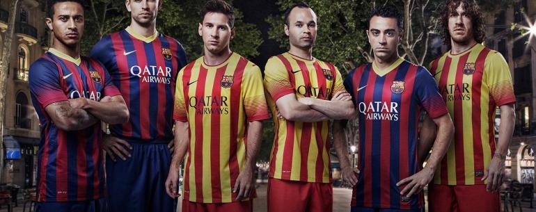 «Барса: больше, чем клуб»: футбол как искусство