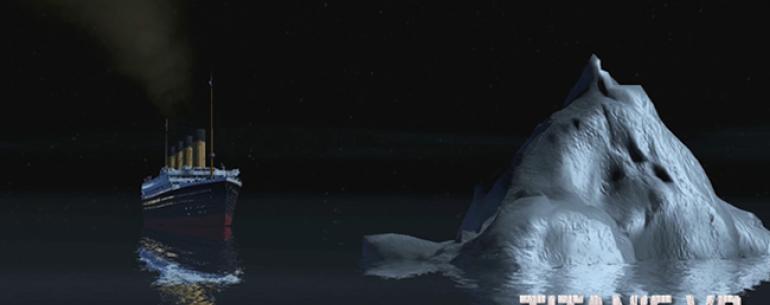 Виртуальная реальность позволит вам пережить гибель «Титаника»