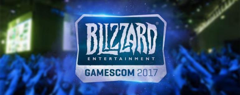 #Gamescom | Итоги конференции Blizzard