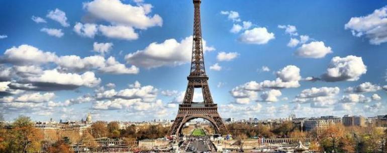 Топ достопримечательностей Парижа