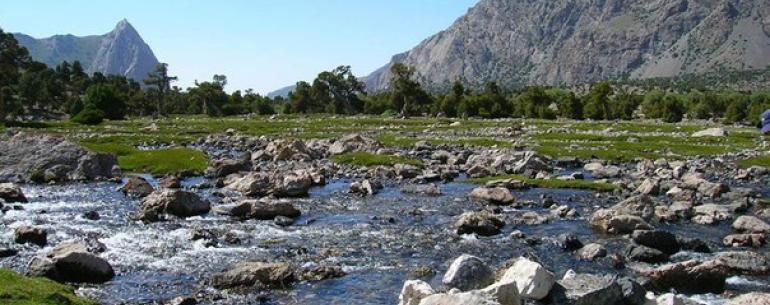 Красивые места Таджикистана