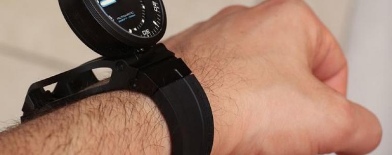 ? Легендарные часы Porsche Design Diver Watch